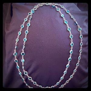 Touchstone Crystal necklace